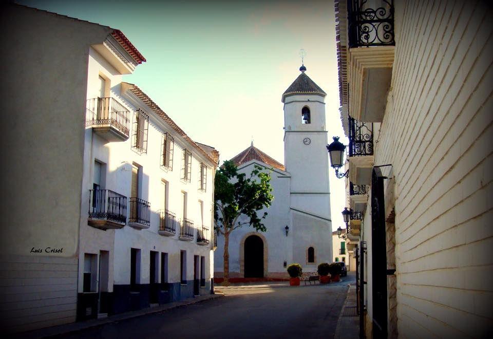 Parroquia San Isidoro de Chirivel