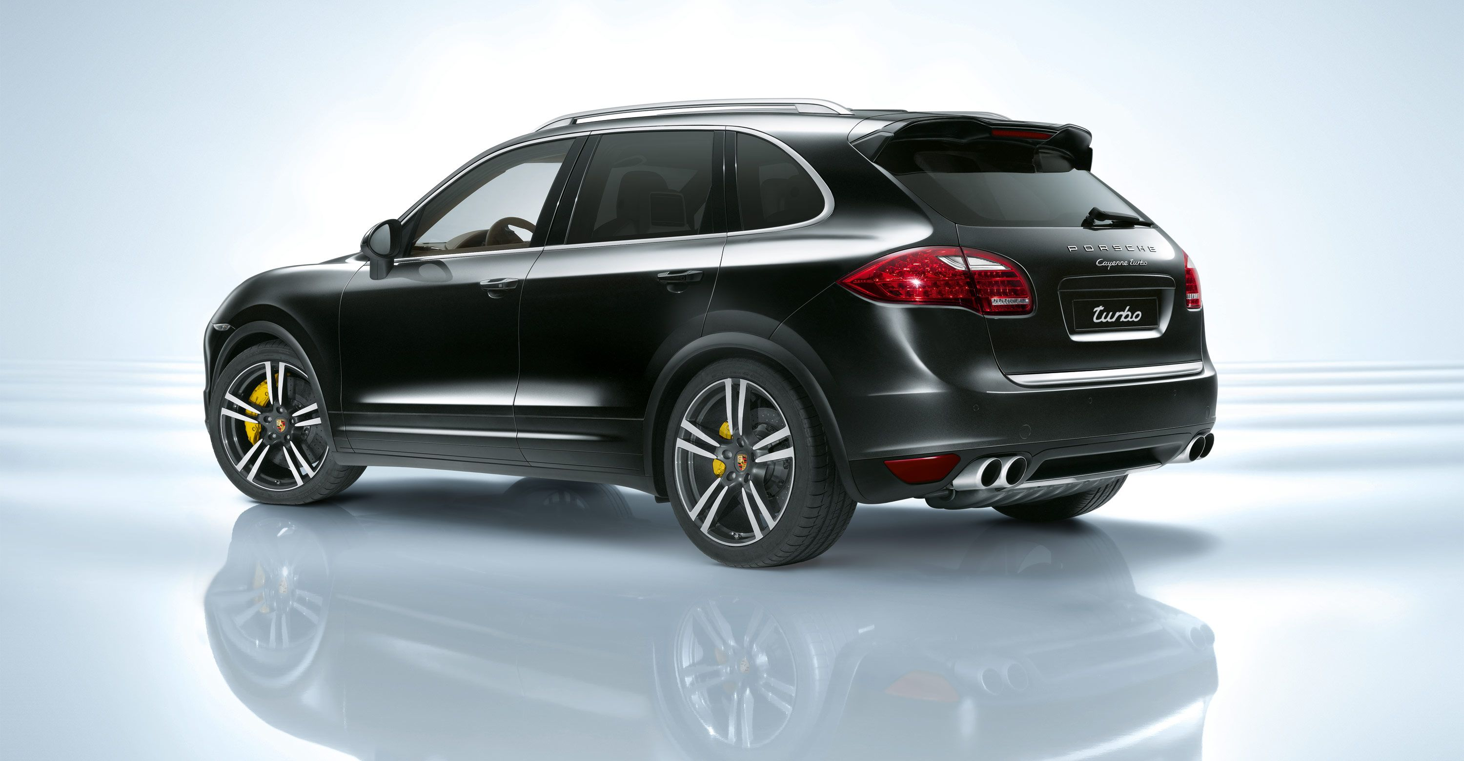 Porsche Cayenne Turbo My Future Soccer Mom Mobile
