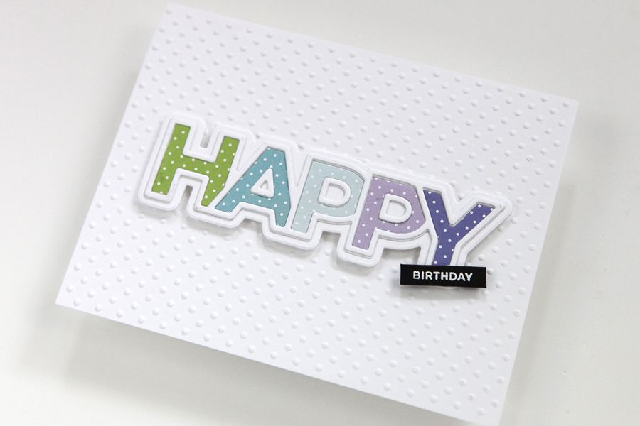 Simple Ideas For Patterned Paper On Cards And A New Release From Simon Says Stamp Cz Design Card Making Birthday Simon Says Stamp Cards