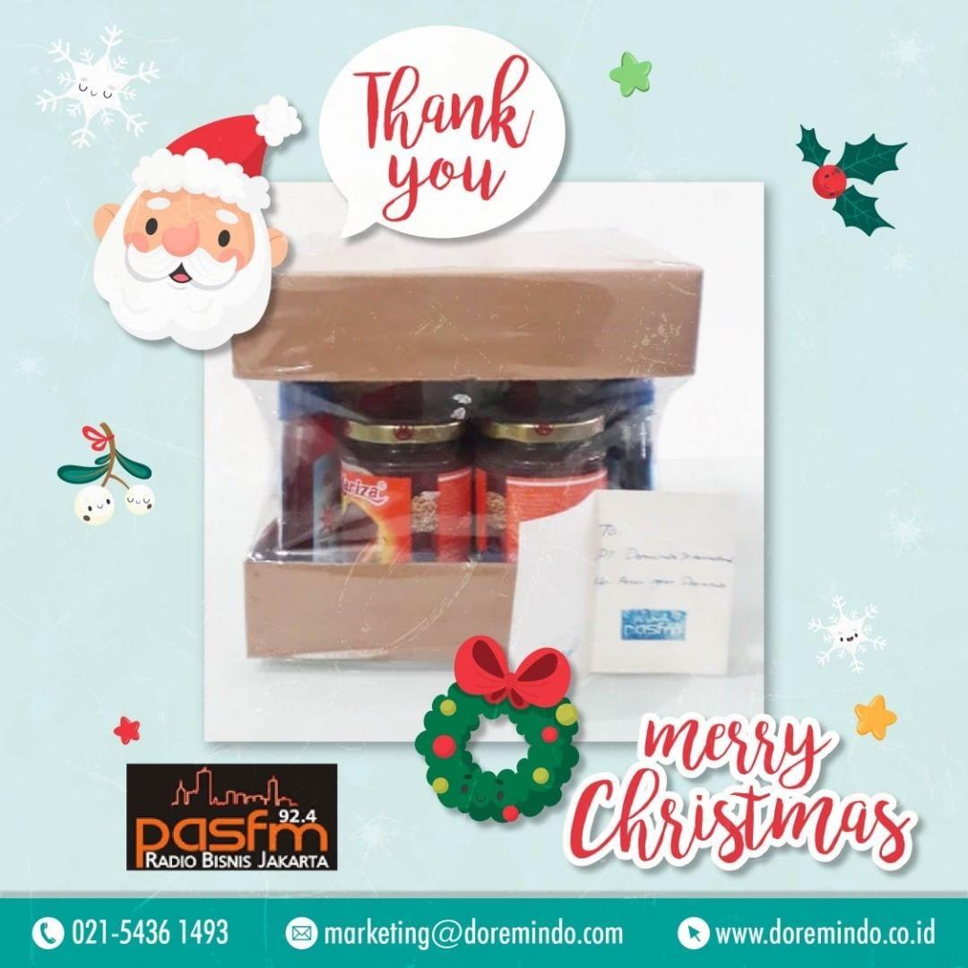 Terima Kasih Kepada Pasfm Jakarta Atas Kiriman Bingkisannya Selamat Hari Natal Tahun Baru 2020 Merrychristmas In 2020 Christmas Radio Christmas Christmas Movies