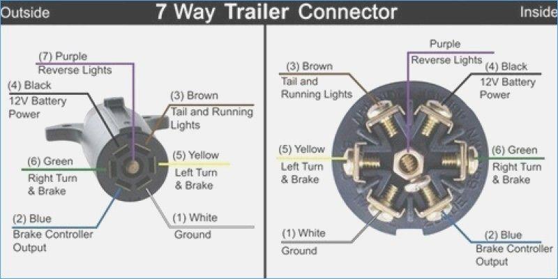 Wiring Diagram For Trailer Light 6 Way Http Bookingritzcarlton Info Wiring Diagram For Trailer Light 6 W Trailer Wiring Diagram Trailer Light Wiring Trailer