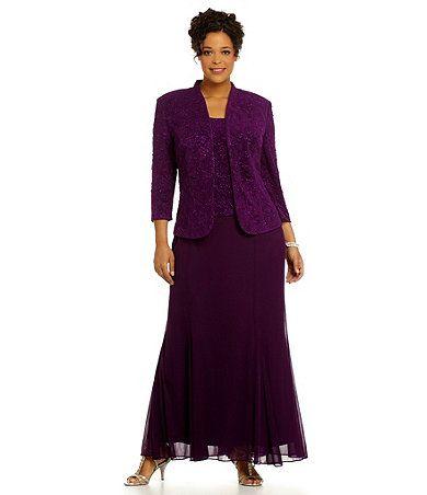 Womens Plus Size Dresses : Womens Clothing & Apparel   Dillards ...
