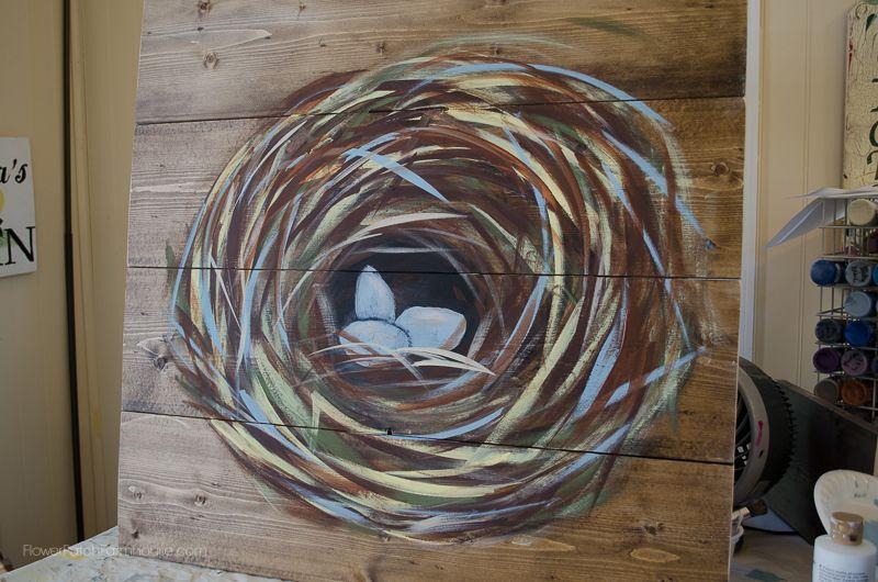 Nest Painting, FlowerPatchFarmhouse.com (15 of 16)