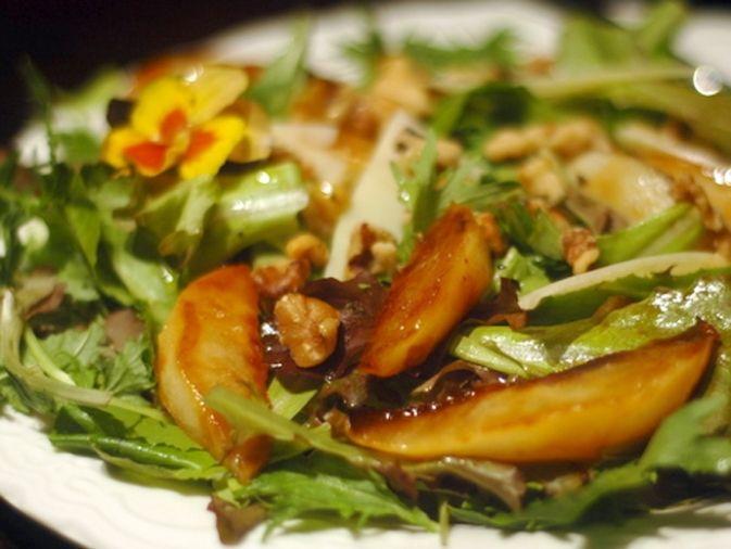 Ensalada de peras con aceto andino - Planeta JOY