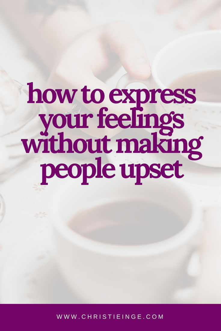 Watch How to Express Your Feelings video