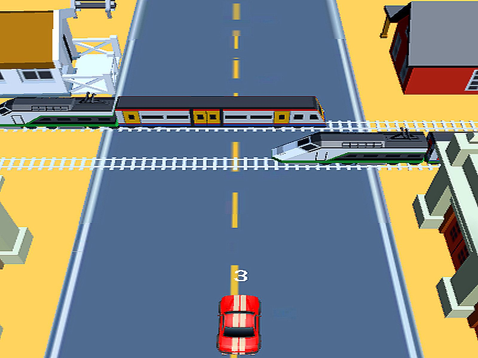 Car vs Train Mexican standoff, Plus games, Best games