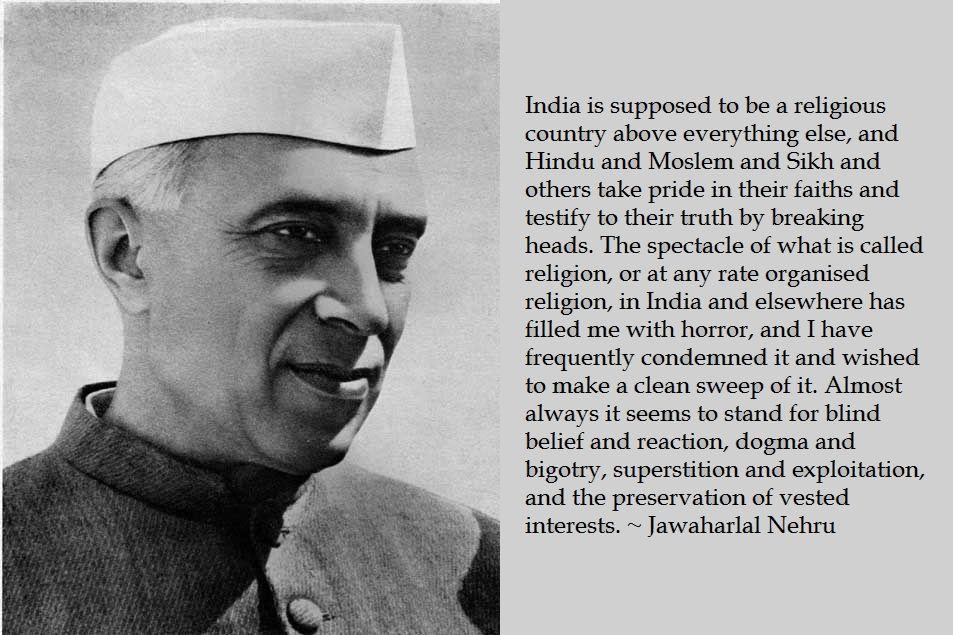 jawaharlal nehru story in english