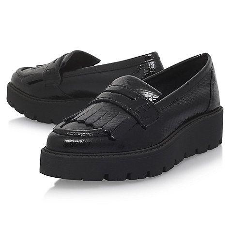 Kurt Geiger Kompton Flatform Loafers