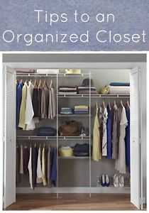 Closet Organization | eBay