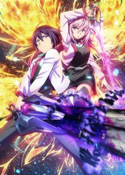 Gakusen Toshi Asterisk Anime Spring2016 Genre Action Comedy Ecchi Fantasy Harem Romance SchoolLife ScienceFiction Supernatural The