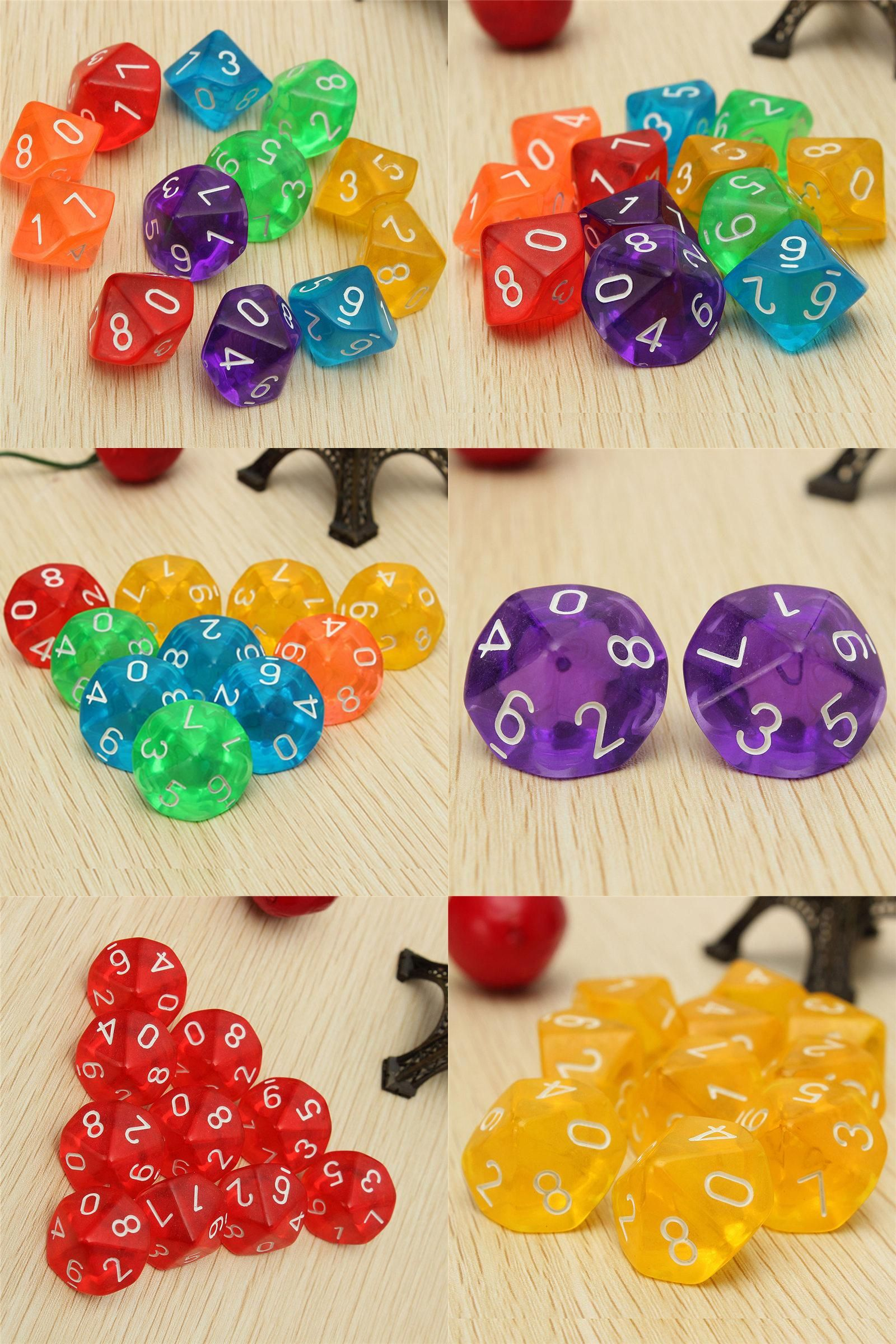 [Visit to Buy] New Arrival 10Pcs 5Color lot Mixed Color