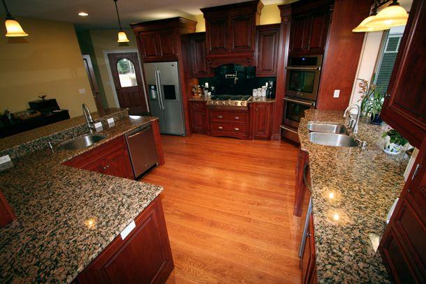 Cocinas elegantes Interior De La Casa Diseño Cocinas rusticas - cocinas elegantes