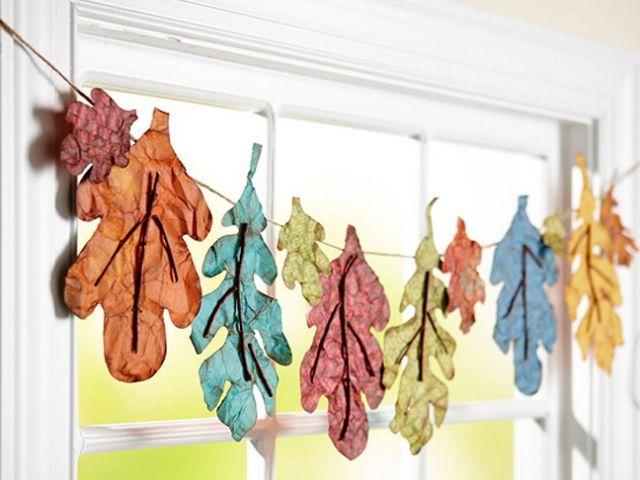 Die Herbst Saison Mit Ihrer Strahlenden Farben Gibt Uns Inspiration Zum  Herbst Basteln Mit Kindern. Viele Dieser Bastelideen Sind Von Der Natur  Inspiriert