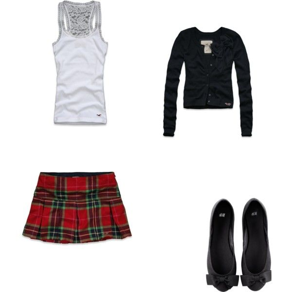 hollister prep cutie<3, created by christine-sheriff on Polyvore