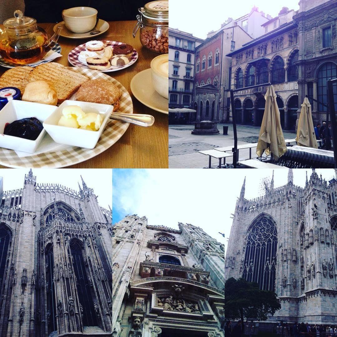 La colazione è importante !!#granaiocaffecucina #duomodimilano #breakfast #colazione#architecture #istamilano #istagood #TagsForLikes #visit #travelling #tourist #igmilano #mytravelgram #art #cappuccino #milanodavedere #milanodavivere by manuela77san