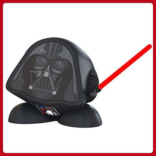 Li-B66DV.FX Star Wars Darth Vader Bluetooth Character Speaker