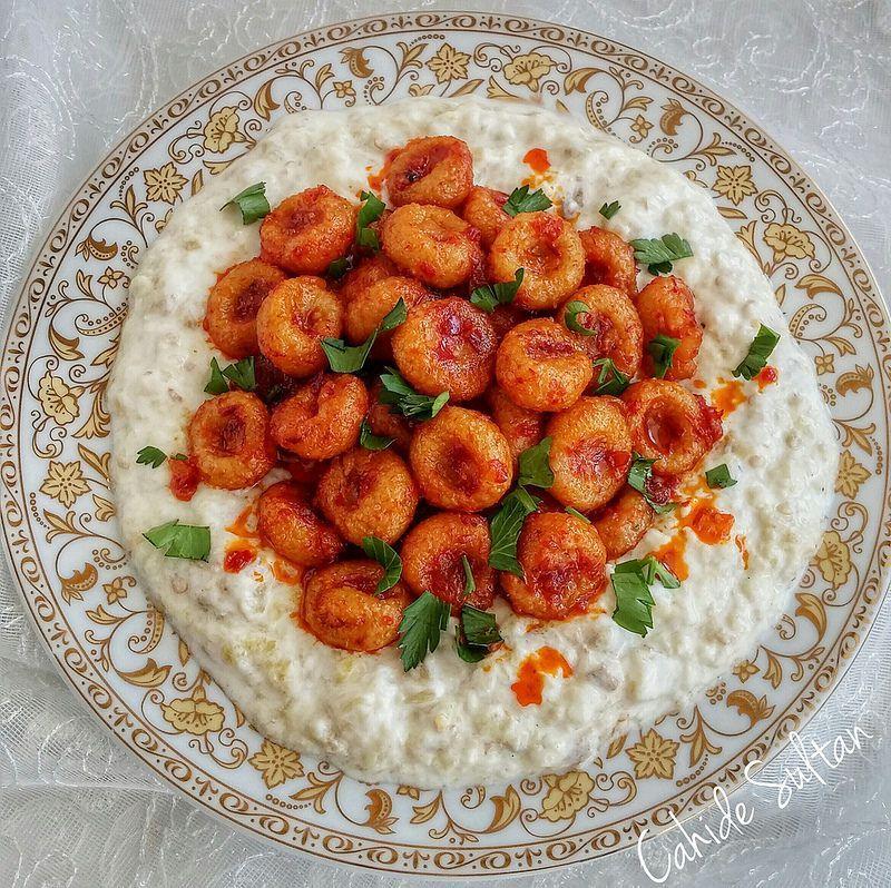 Patlican Salatali Fellah Koftesi Yemek Tarifleri Yemek Gida