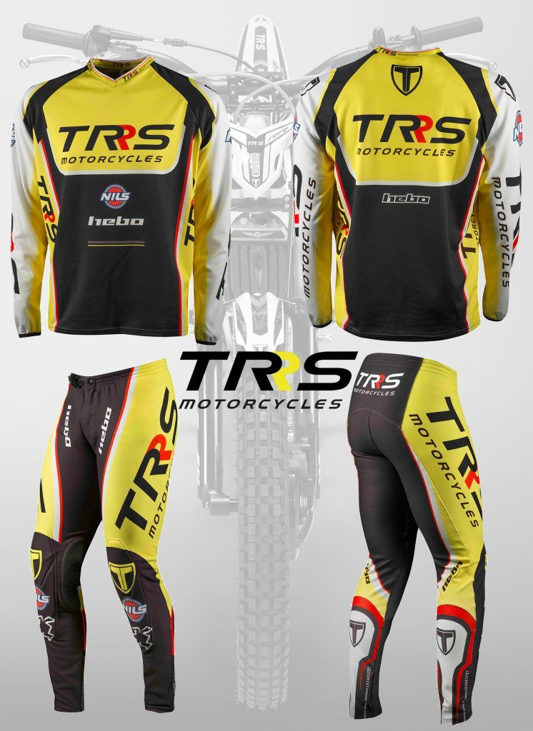 TRS Motorcycles UK – New TRS Riding Wear Available Soon