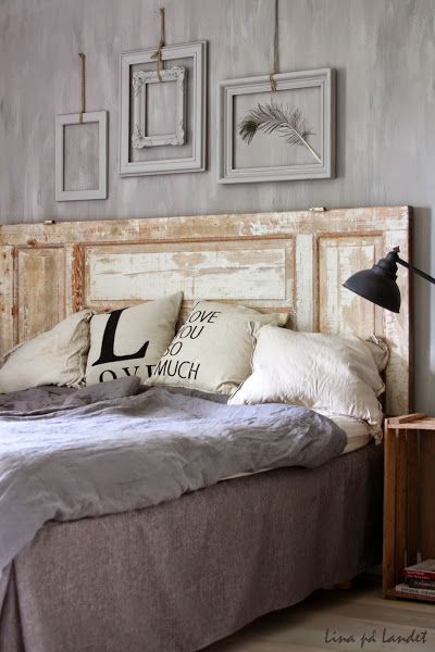 25 id es d co pour une t te de lit originale muebles pinterest tetes de lits originales. Black Bedroom Furniture Sets. Home Design Ideas