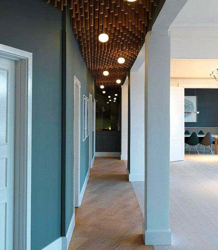 Decorar pasillos estrechos con diferentes ideas y estilos Pasillos - decoracion pasillos