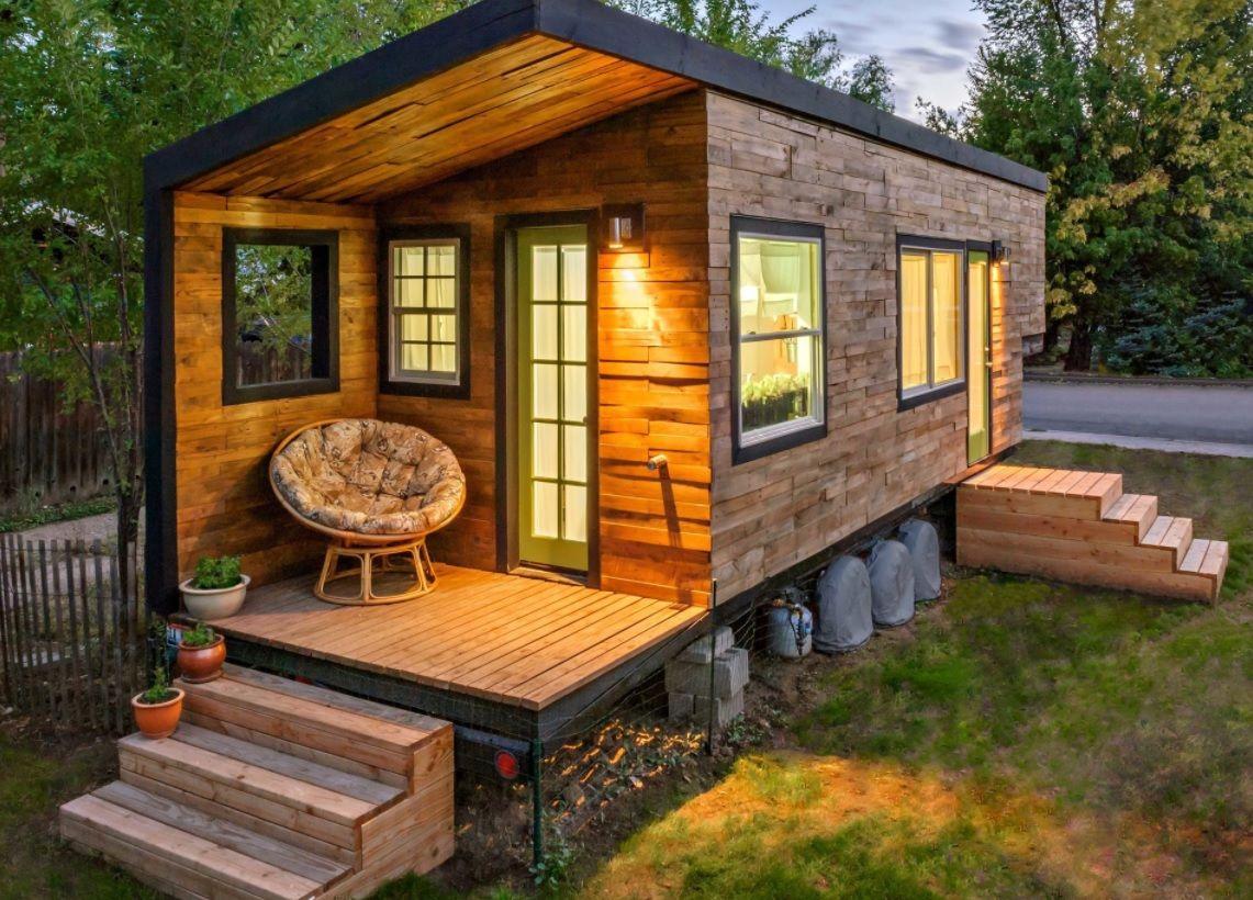 Dünyanın en küçük evleri