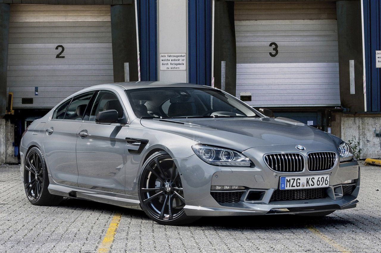 Bmw 6 Series Gran Coupe By Kelleners Sport 2 Auto Carros