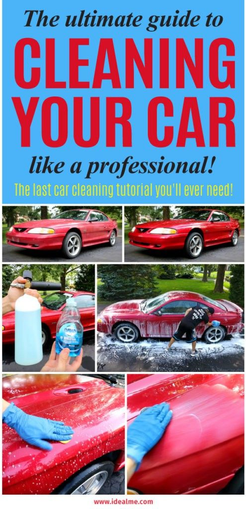 The ultimate guide to super cleaning your car like a pro cars car the ultimate guide to super cleaning your car like a pro ideal me solutioingenieria Gallery