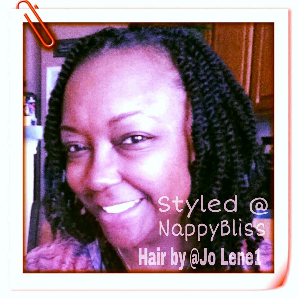 Twist Extensions As A Protective Style On Natural Hair Jo Lene