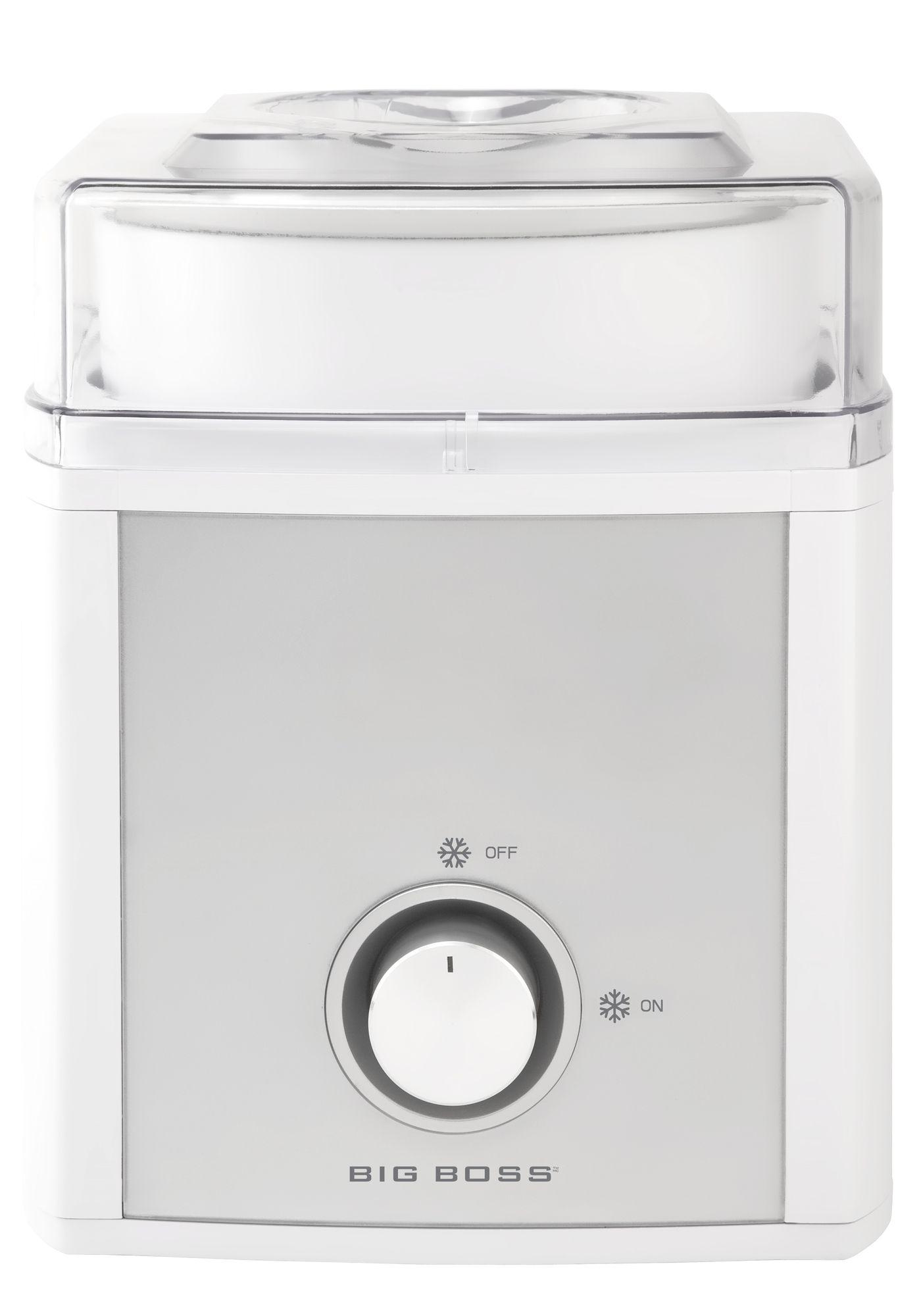 79.00 Big Boss 2.5L Ice Cream Maker, Small Appliances