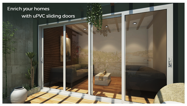 A Beautiful And Stunning Home Is What Every Individual Wants Contemporary Sleek And Spacious Is The Decor For Every Wel Upvc Sliding Doors Sliding Doors Upvc