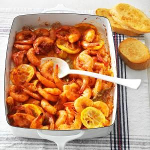 New orleans style spicy shrimp recipe spicy shrimp and spicy new orleans style spicy shrimp forumfinder Image collections