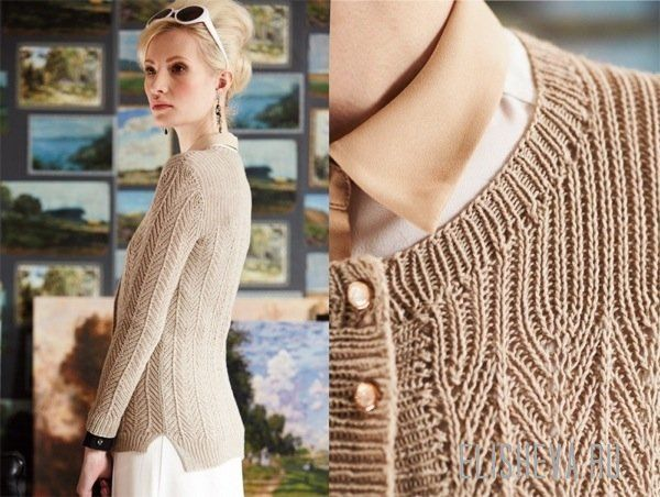 Photo of Knitted clothes and accessories for women and men.