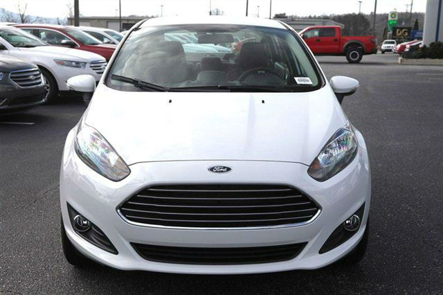 Ford Fiesta Sedan White Ride It Pinterest Ford Sedans