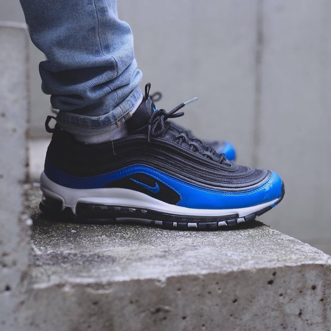Nike Air Max 97 'Blue Nebula' | Sneakers nike, Fashion