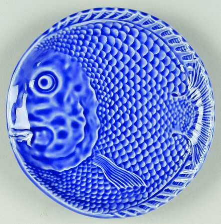 Бордалло Пинейро Рыба-Blue в заменах, Ltd