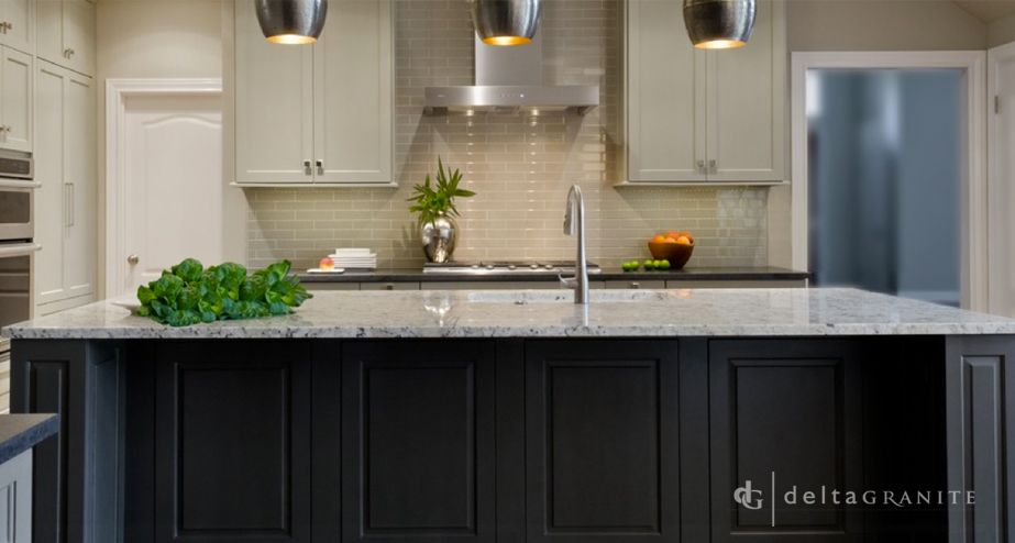 Marvelous Transitional Kitchen. Granite Countertops San Antonio : Delta Granite