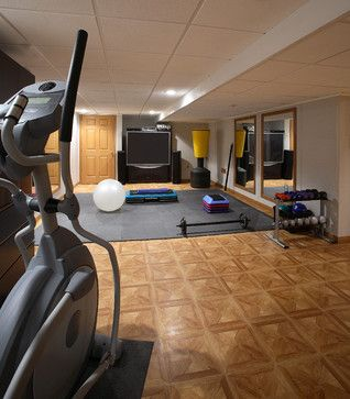 you can have your own personal workout gym right in your
