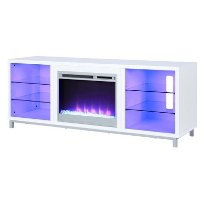 Lumina Fireplace Tv Stand For Tvs Up To 70 Wide Multiple Colors