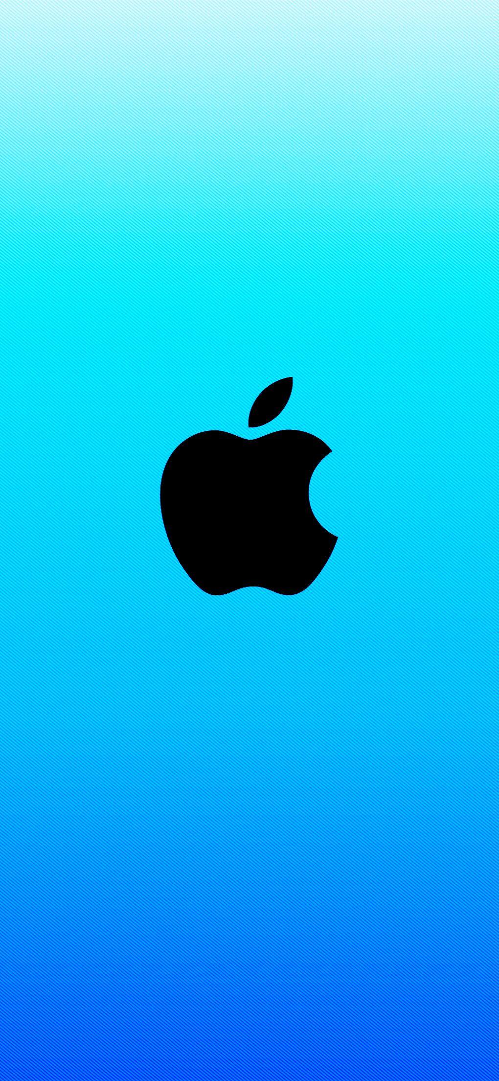 iOS13 #iphonewallpaper #apple #logo ...