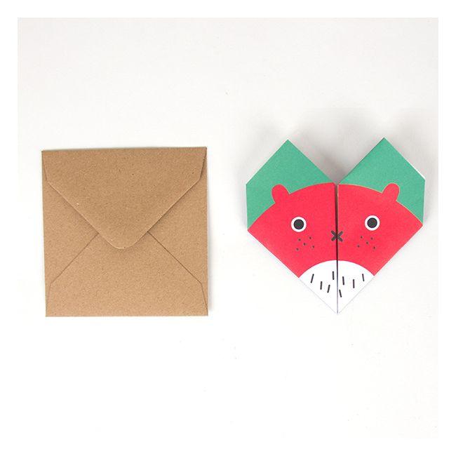 lettre origami Papier à lettre origami Noodoll : oiseau | Papie Pliages Découpes  lettre origami
