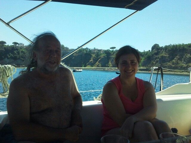 Maurizio and Claudia