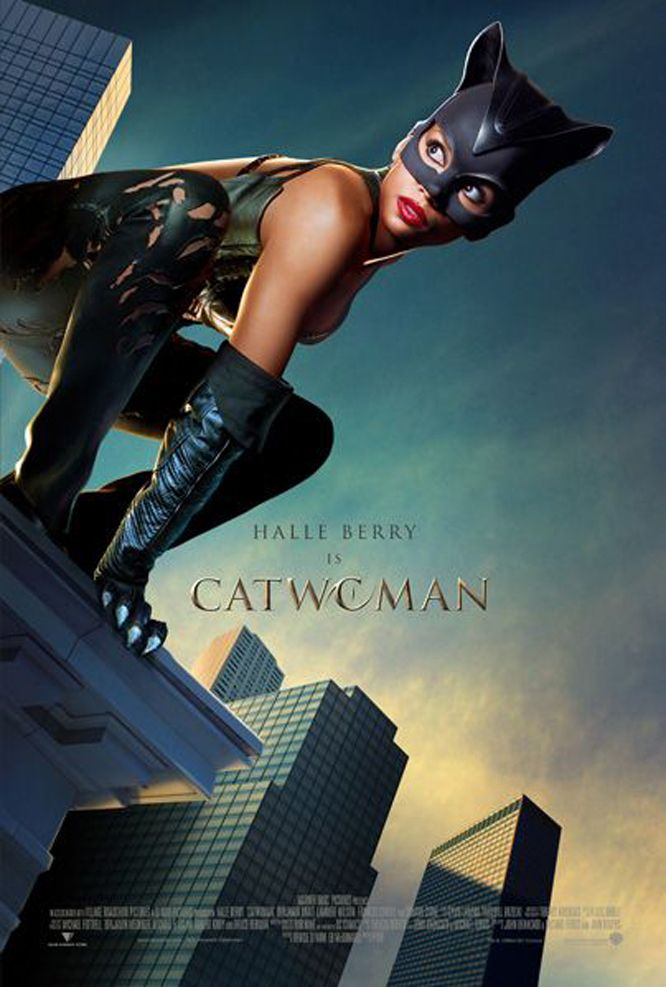 (Catwoman)