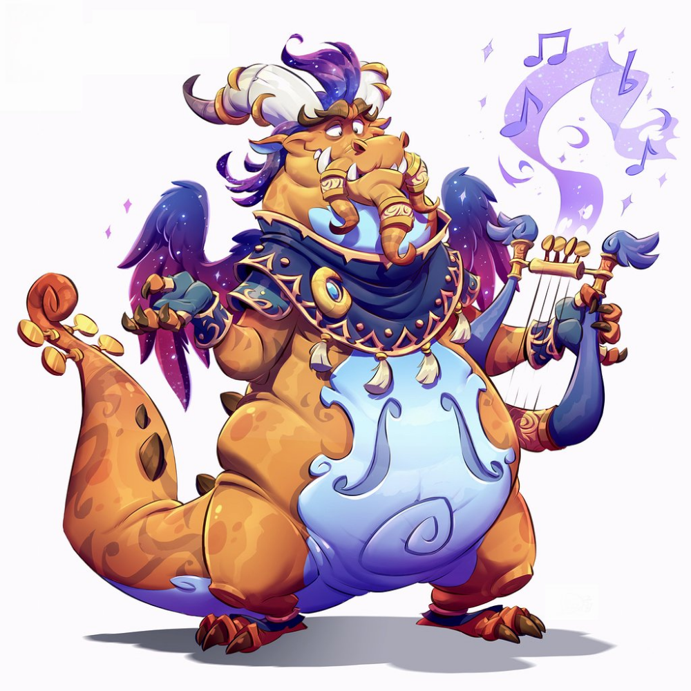 Spyro Reignited Trilogy Dragon Concept Art Character