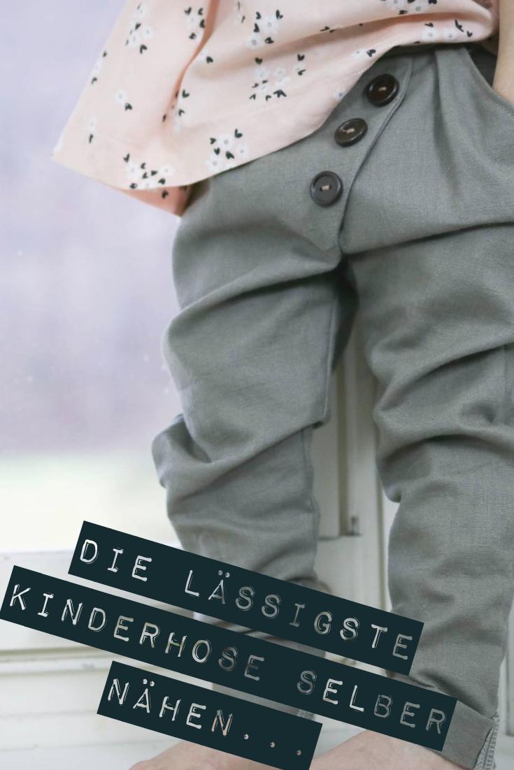 Ludwig Lässi était une autre paire de pantalons qui était actuellement à l'ordre du jour de la couture design.   – Nähen