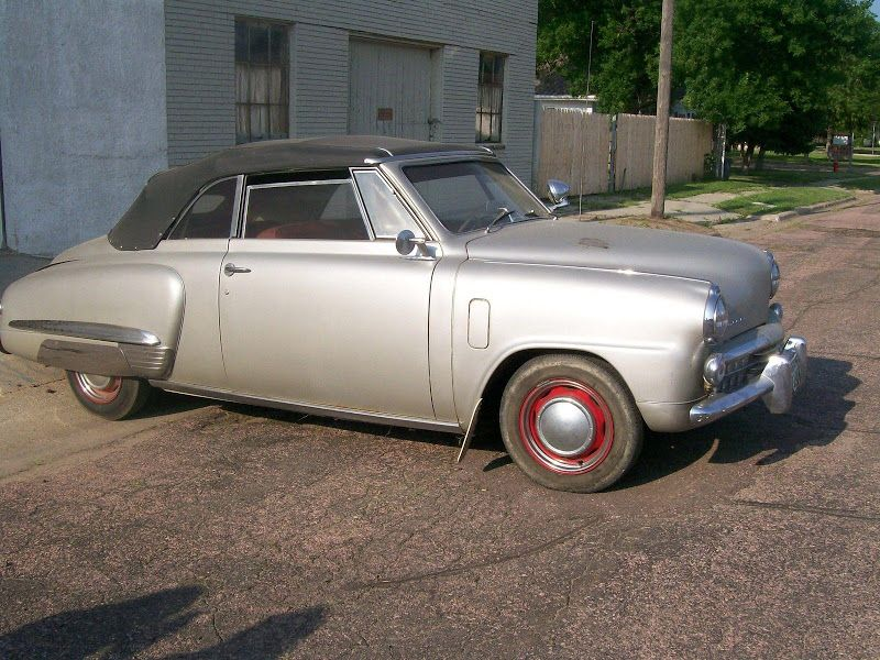 1948 Studebaker Champion Convertib in Phoenix Lake-Cedar Ridge California | DealsLister
