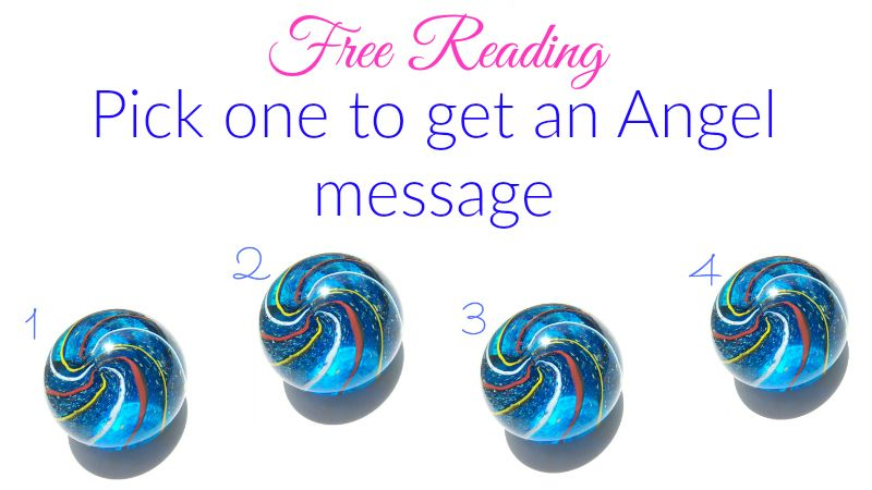 I love doing free readings to share angel messages. I got #3. Which one did you pick?