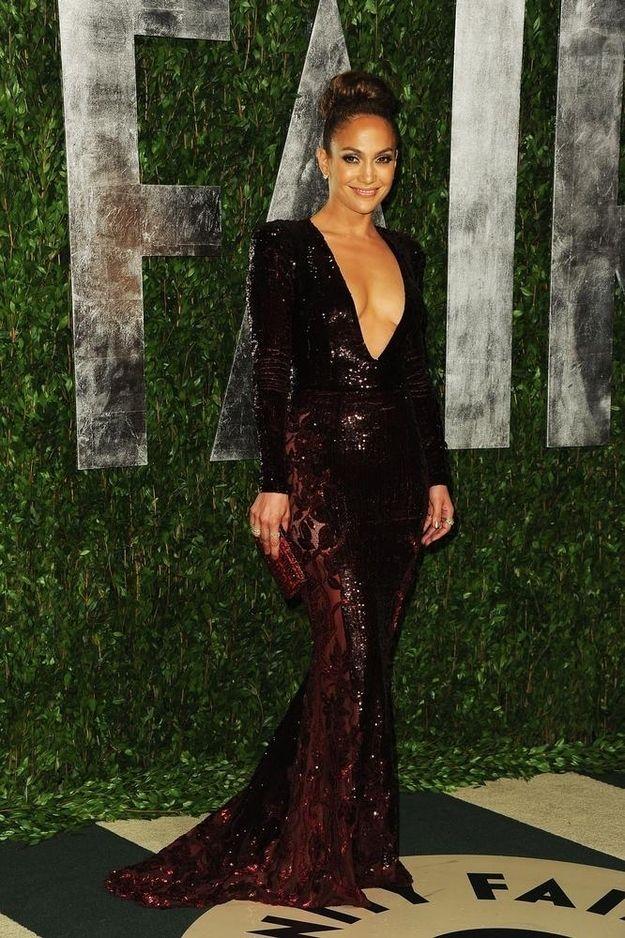 The 20 Most Revealing Oscar Dresses Ever