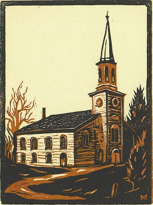 iglesia fantástica.