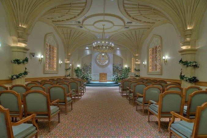 Excalibur Large Chapel