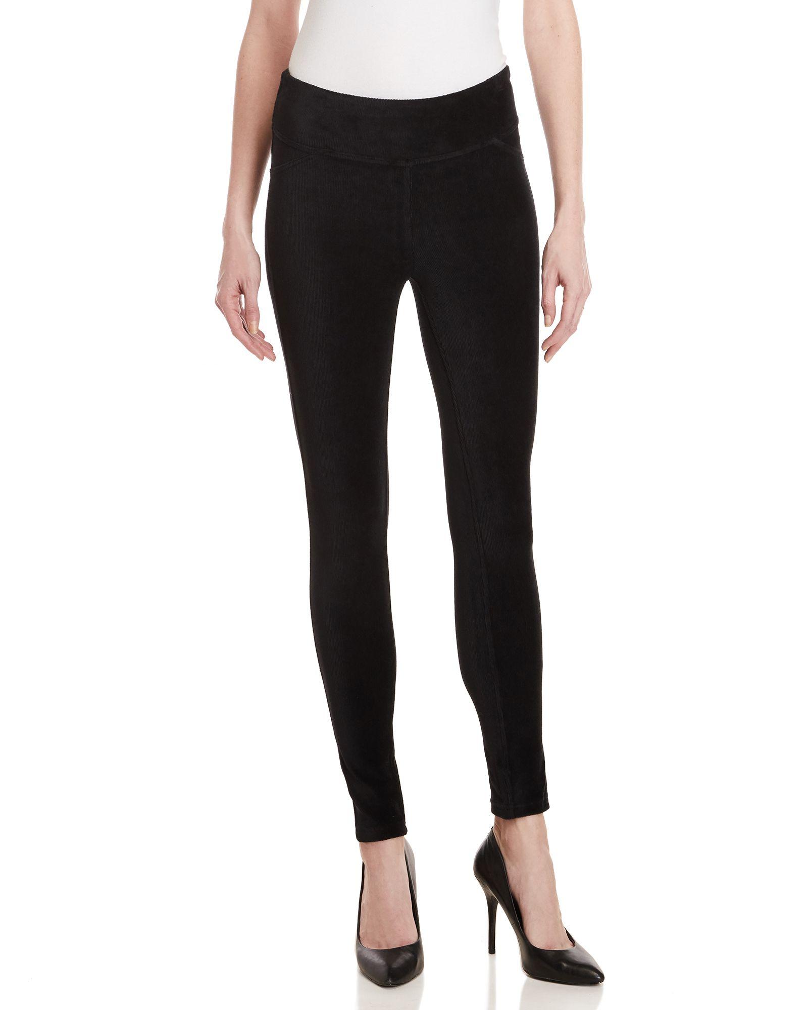 5003ef8361 HUE Women's Wide Wale Corduroy Legging HUE. $29.30. Legging. 66% Cotton/31%  Polyester/3% Spandex. Machine Wash. Cordu… | Clothing & Accessories - Women  ...
